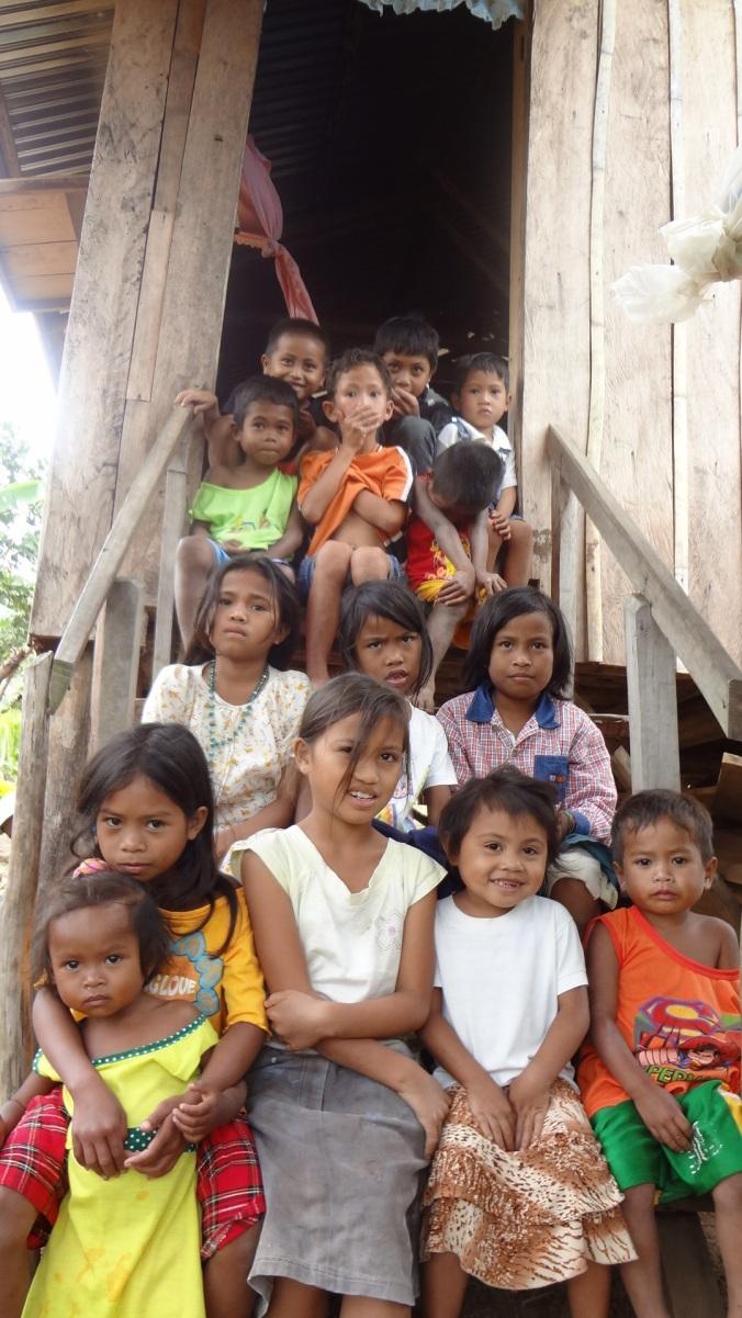 MISFI Opens pre-schools in Sitios Laputan and Licuyan, Brgy. Tambobong